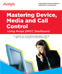 Mastering Device, Media and Call Control book cover