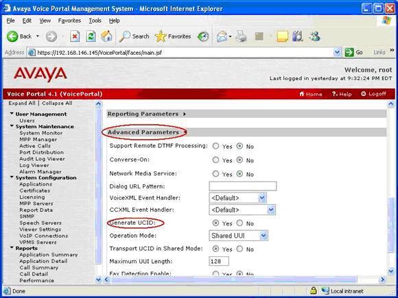 FAQ: Avaya Avaya Aura Experience Portal / Voice Portal